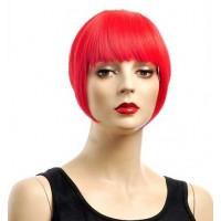 Frange à clips 15cm Couleur #Rouge 803-RED