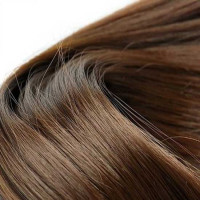 Kit extension Luxe Lisse 55cm Couleur #8 - Chocolat LUXE-100-8-55