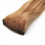 Mèche extension à clips 3 clips 55cm Couleur #18 - Châtain très clair 804-18-55