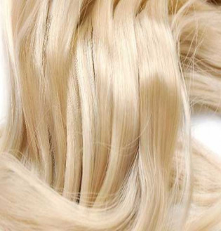 Kit extension Luxe Bouclé 55cm Couleur #24 - Blond doré LUXE-102-24-55