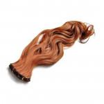 Kit extension à clips Ondulé 45cm Couleur #32 - Roux 901-32-45
