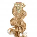 Kit extension Volume + Ondulé 55cm Couleur #27T/613 - Blond méché MV901-27T/613-55