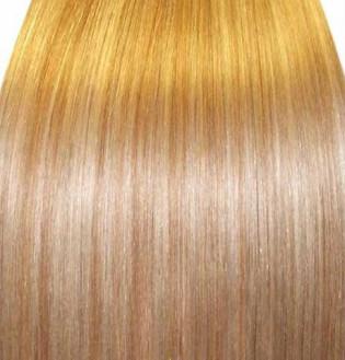 KitQueen Lisse 40cm Couleur #27T/613 - Blond méché 903-27T/613-40