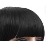 Frange à clips 15cm Couleur #2 - Noir Brun 803-2