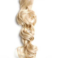Kit extension à clips Bouclé 70cm Couleur #24 - Blond doré 902-24-70