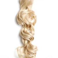Kit extension à clips Bouclé 70cm Couleur #24 - Blond doré 902-24-70