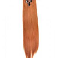 Kit extension à clips Lisse 70cm Couleur #32 - Roux 900-32-70