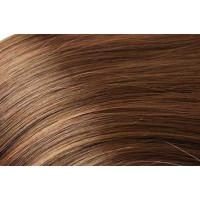 Tissage Lisse 25cm Couleur #8 - Chocolat HW00-8-25