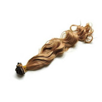 Kit extension à clips Bouclé 45cm Couleur #27 - Blond moyen 902-27-45