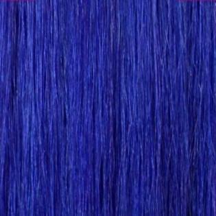 Mèche extension à clips 1 clip Couleur #Bleu 800-BLUE-50