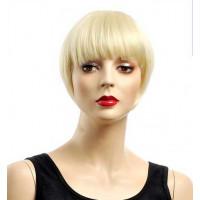 Frange à clips 15cm Couleur #613 - Blond platine 803-613