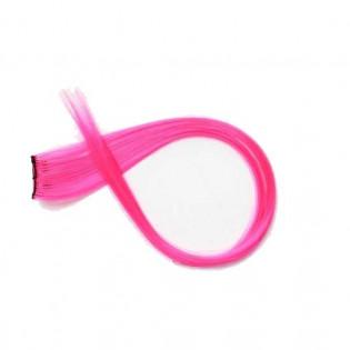 Extension Gardien Color 1 clip 55cm Couleur #A1 - Rose 800-A1-50