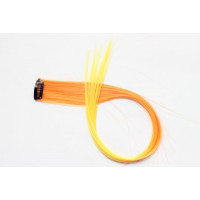 Extension Gardien Color 2 clips 55cm Couleur #B12 - Orange / Jaune 801-B12-50