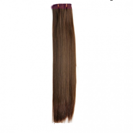 Tissage Lisse 60cm Couleur #8 - Chocolat HW00-8-60