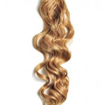 Kit extension à clips Bouclé 70cm Couleur #27 - Blond moyen 902-27-70