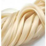 Kit extension Luxe Bouclé 55cm Couleur #613 - Blond platine LUXE-102-613-55