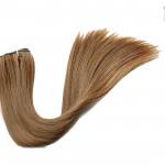 Kit extension à clips Lisse 45cm Couleur #18 - Châtain très clair 900-18-45